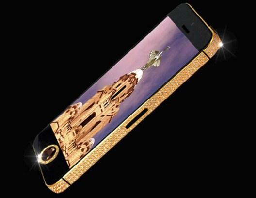 iphone5 black diamond frente